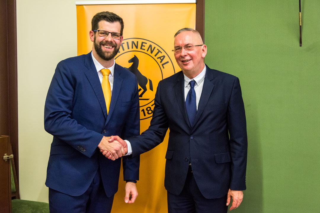 Stratégiai megállapodást kötött a Continental a Debreceni Egyetemmel