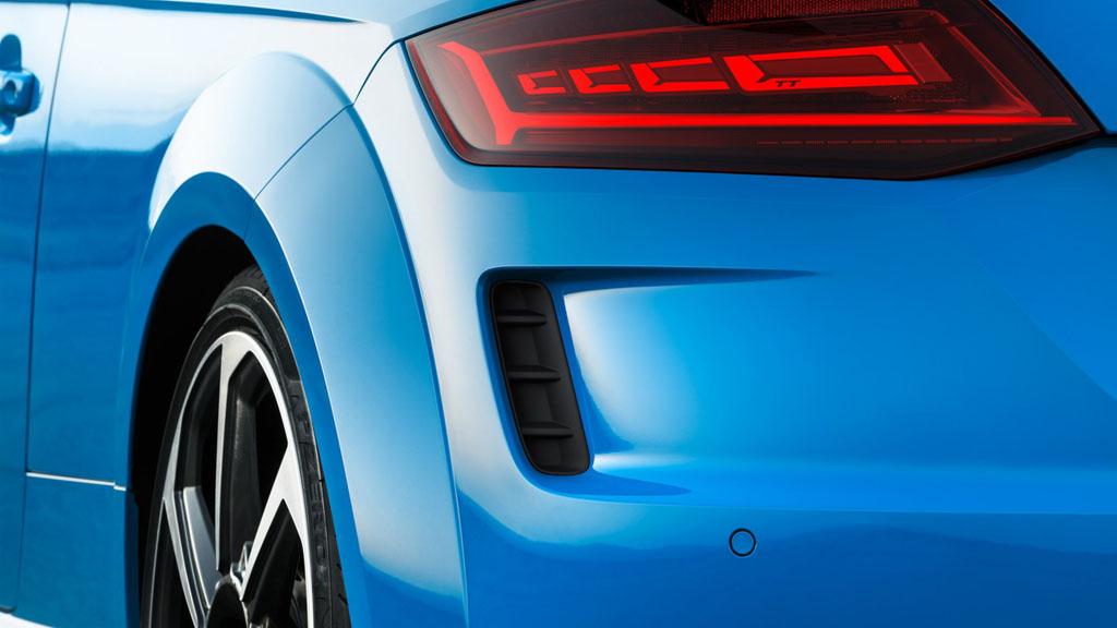 Audi TT RS 2020 394 lóerővel