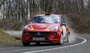 Eger Rally Farkas Kálmán