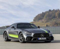 Mercedes-AMG GT R Pro – Versenyre termett