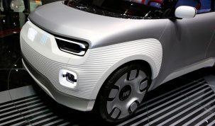 Fiat Centoventi EV koncepcióautó – a villany Panda