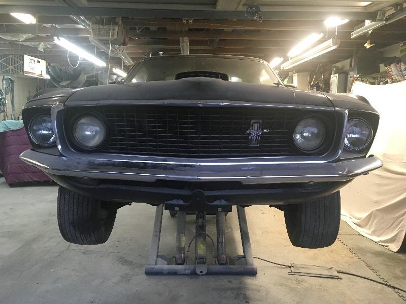 Ford Mustang Mach 1 – 40 év az istállóban