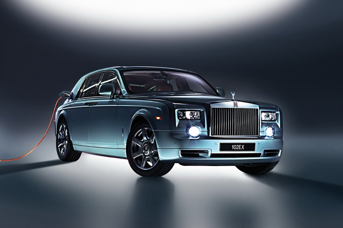 A Rolls-Royce ráérősen fejleszti elektromos autóit