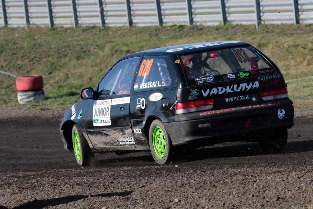 Nedecki László Slovakiaring rallycross