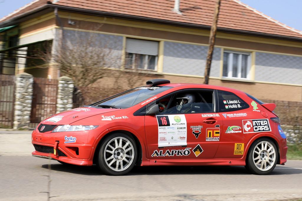 Rally3 Lyukóbánya László István Holló Barnabás
