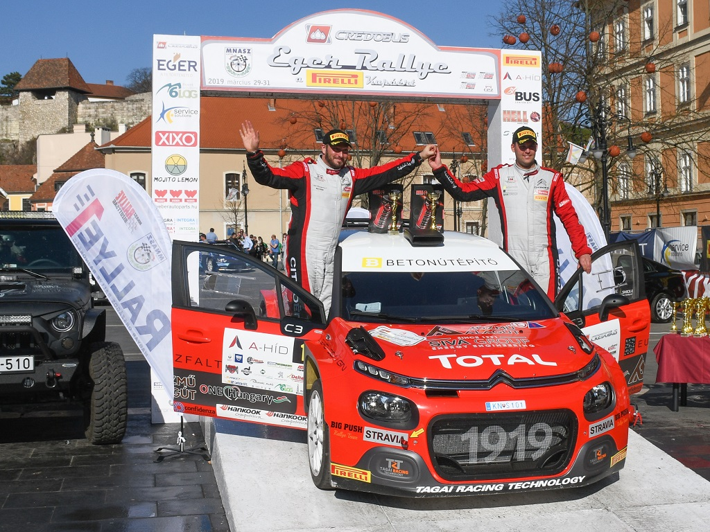 Citroën Rally Team Hungary