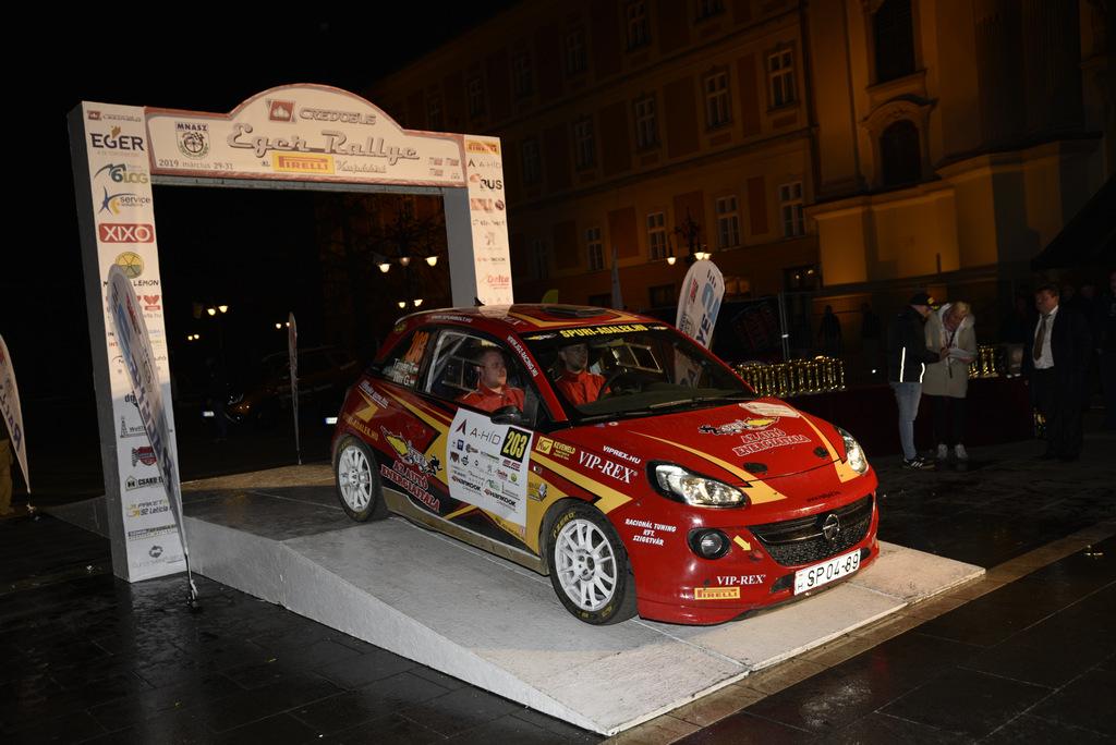Rallye2 Credobus Eger Rallye