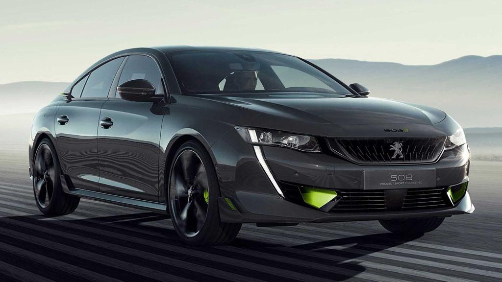 Peugeot hibrid 400 lóerővel