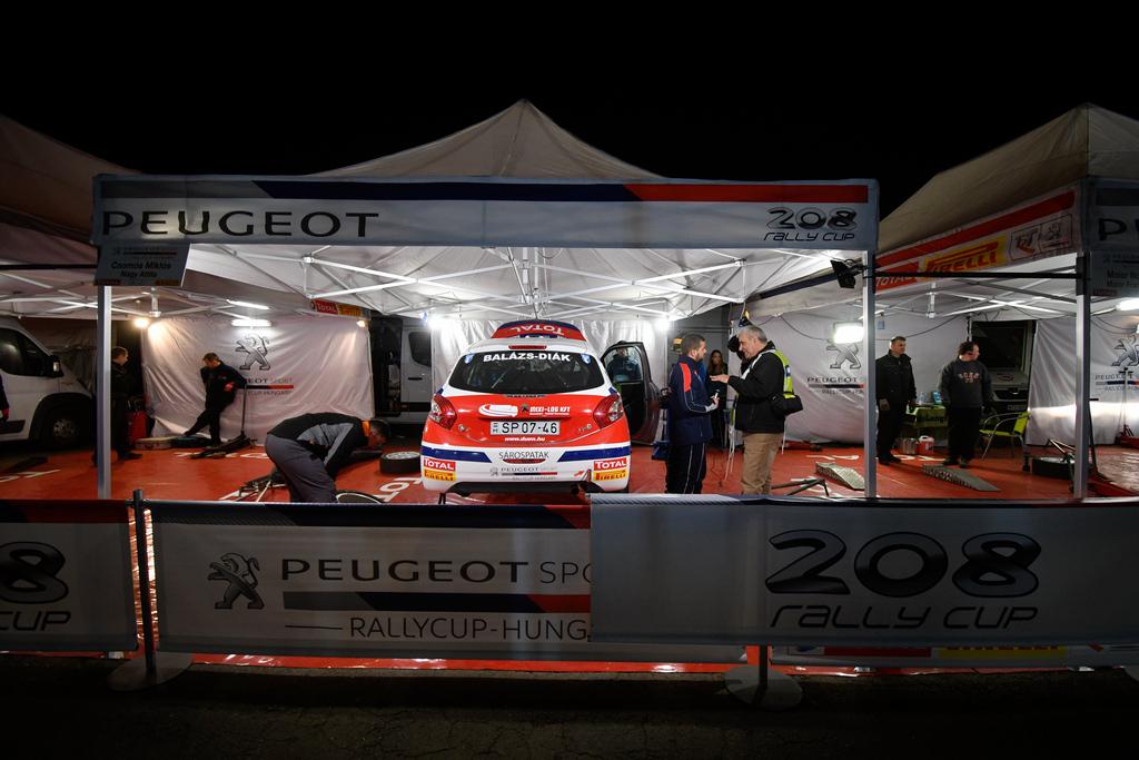Csomós Mixi Nagy Attila Eger Rallye