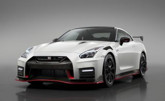 2020-as Nissan GT-R Nismo
