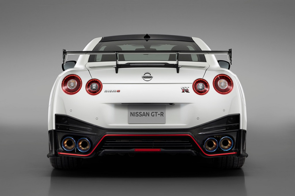 2020-as Nissan GT-R Nismo