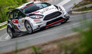 Velenje Rallye Fogassy Gergely
