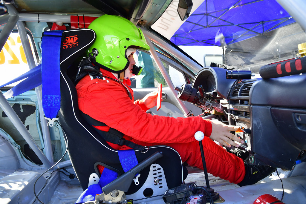 Rallycross, Ifj. Nedecki László