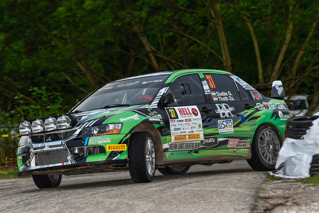 Miskolc Rallye