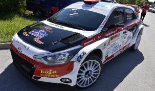 Velenje Rallye Juhász Csaba