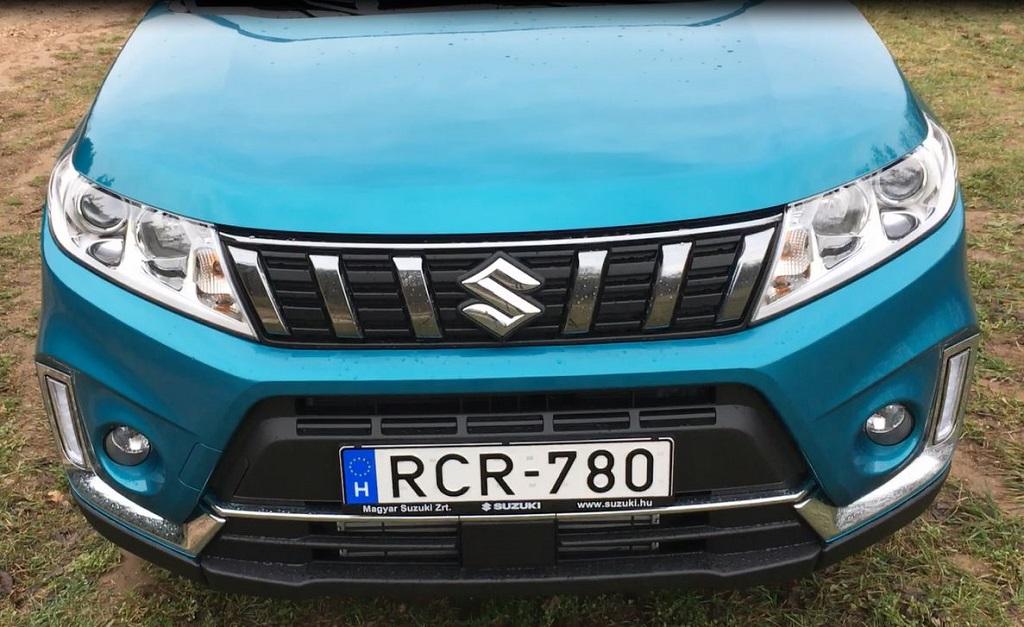 Suzuki 1.0 GL 2WD teszt