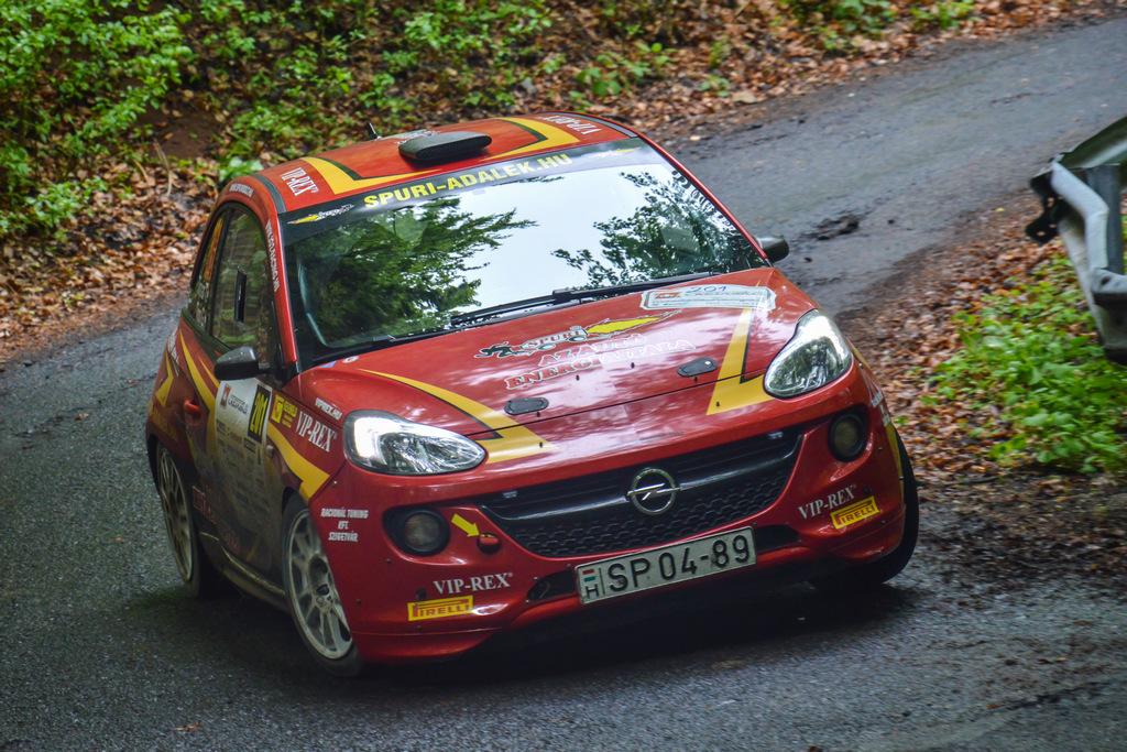 Székesfehérvár Rallye Taxi4 Farkas Kálmán