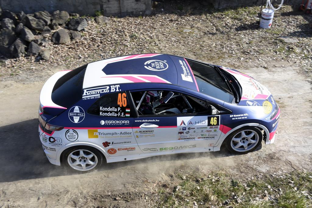 SOLID Racing Team Székesfehérvár Rallye