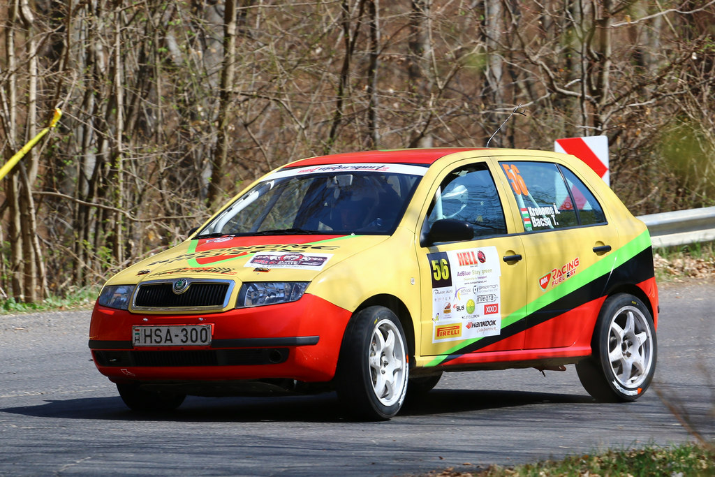 TAXI4 Székesfehérvár Rally Kronome Ákos