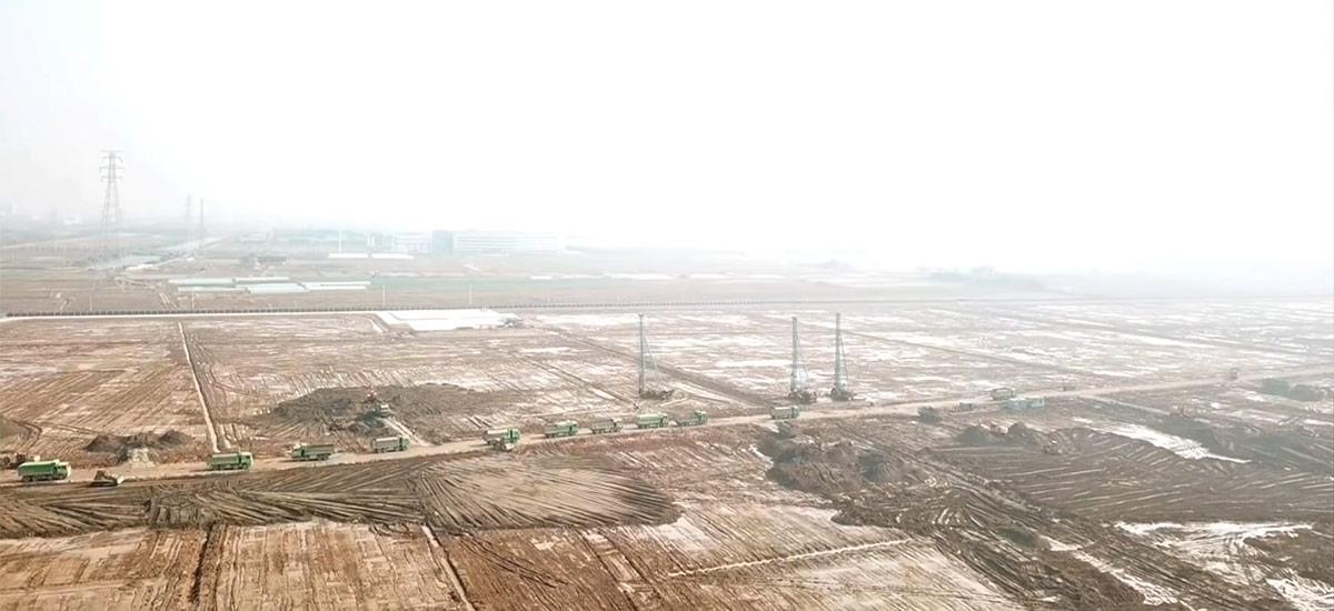 Tesla, Gigafactory 3, Kína