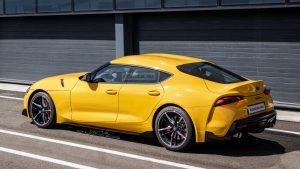 Négy ajtós GT lenne a legújabb Toyota Supra?