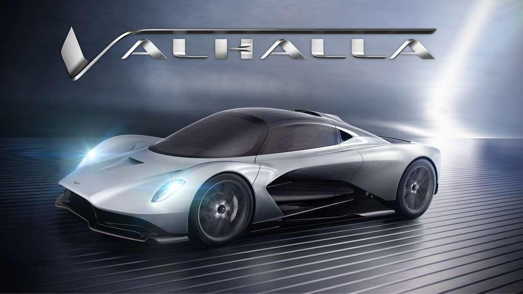 Aston Martin Rapide E James Bond Valhalla