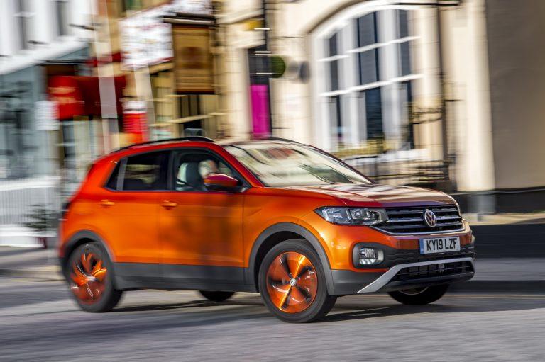 Új VW dízelmotor a T-Cross-ban