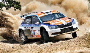 Benik Balázs Veszprém Rallye
