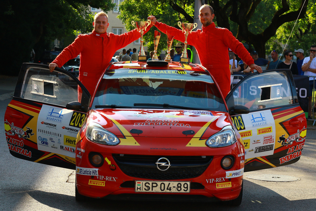 Int. Barany kupa JG2 Racing Team Faarkas Kálmán Tim Gábor Timár Tamás