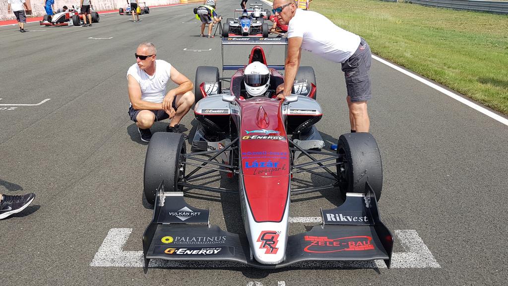 Gender Racing Team MNASZ Autós Gyorsasági OB FIA CEZ Autodrom Grobnik
