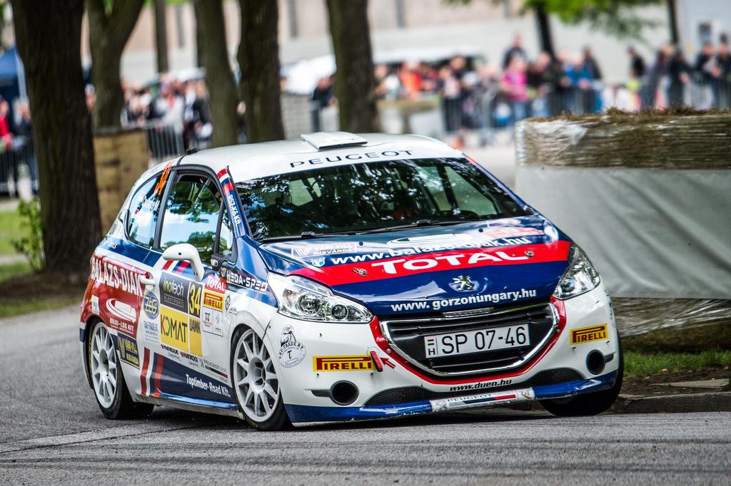 East Motorsport Szabó Krisztián Csomós Mixi Nagy Attila Rallye3