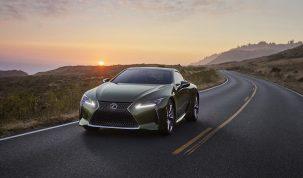Lexus LC 500 Inspiration