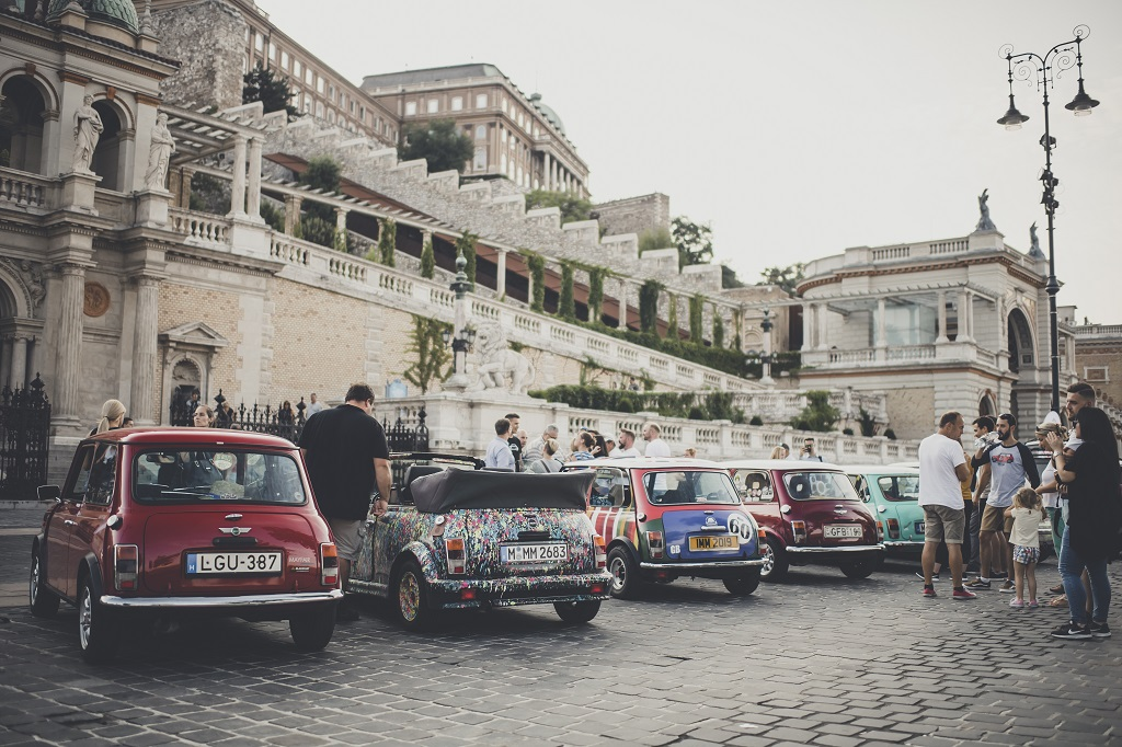 Különleges Minik jártak Budapesten