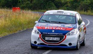 Csomós Mixi Peugeot kupa RC4