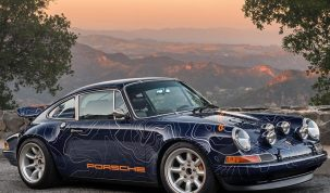 Monterey Car Week Singer Vehicle Design Porsche 911