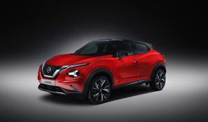 Megújult a Nissan Juke