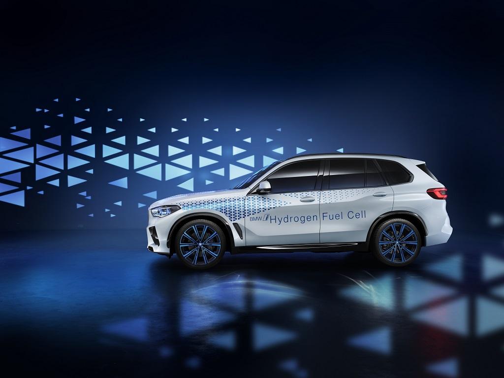 Üzemanyagcellás BMW