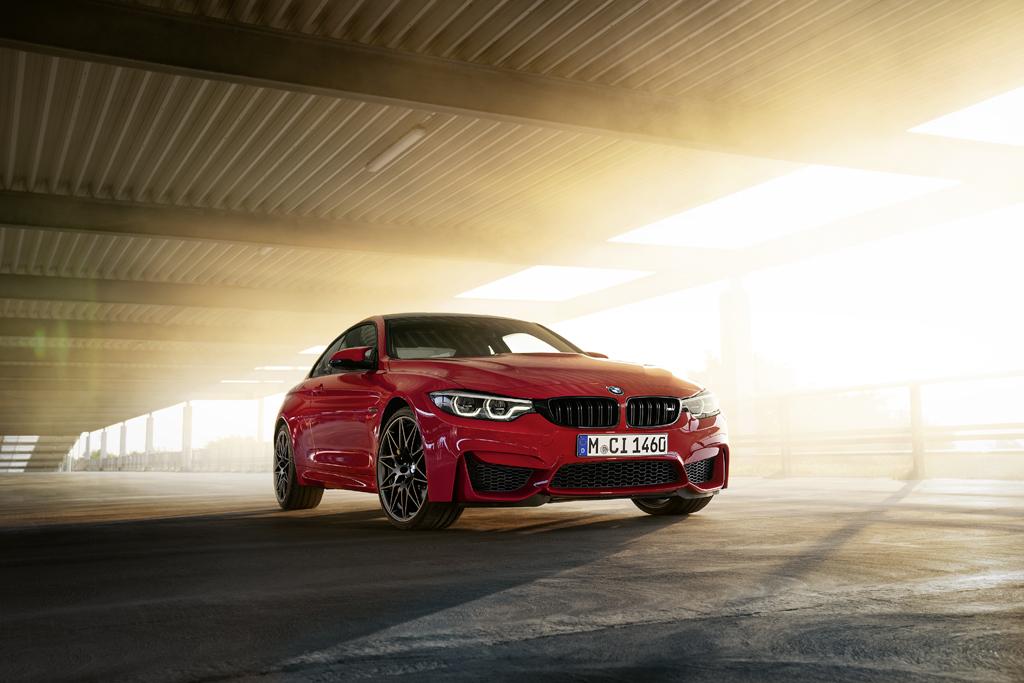BMW M4 Edition M Heritage különkiadás