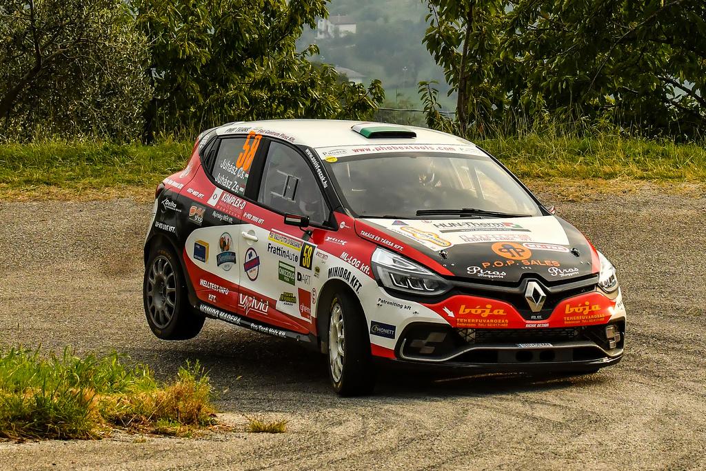 36. Rally Cittá di Bassano Juhász Csaba