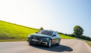 plug-in hibrid Audi A8