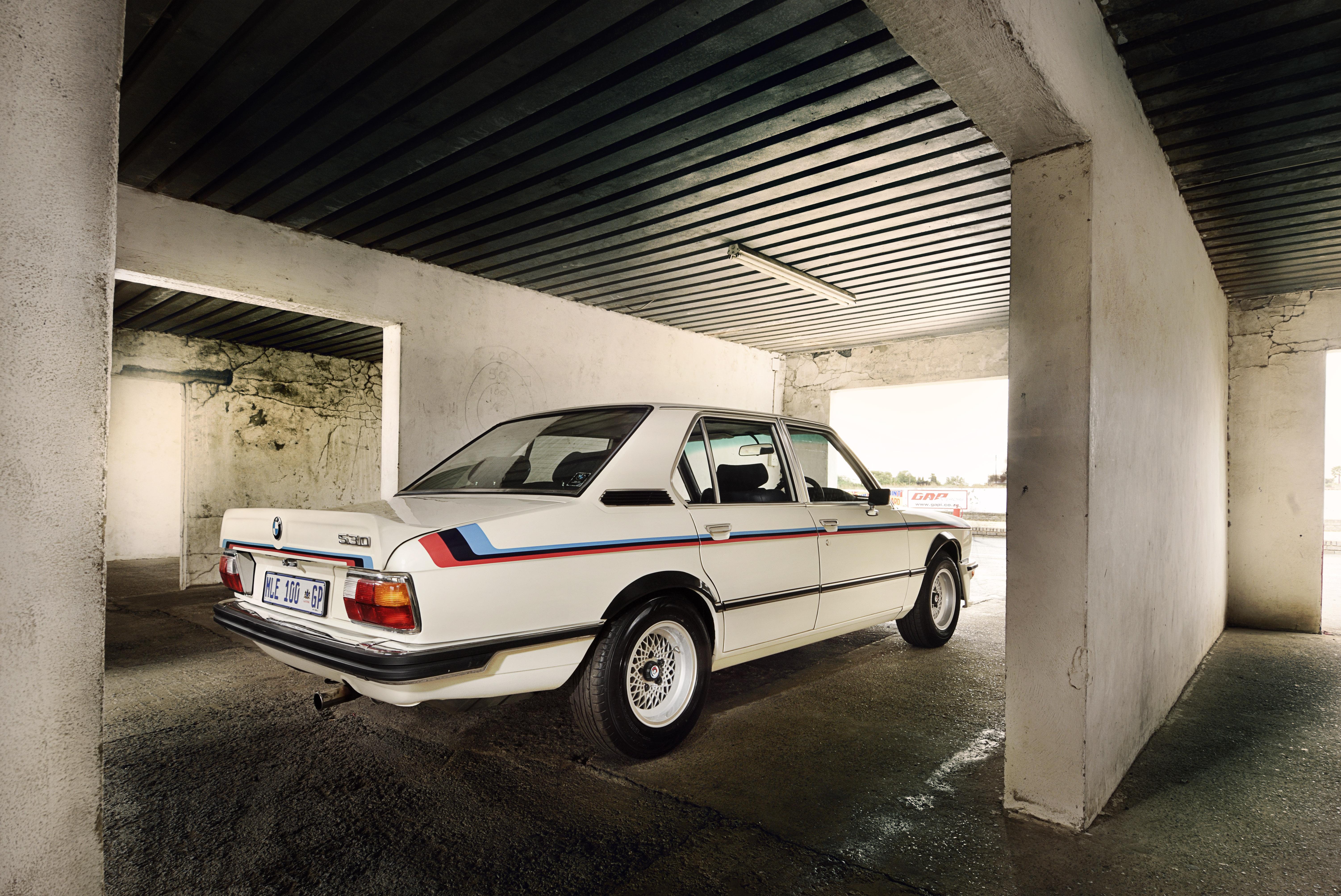 felújított BMW 530 MLE