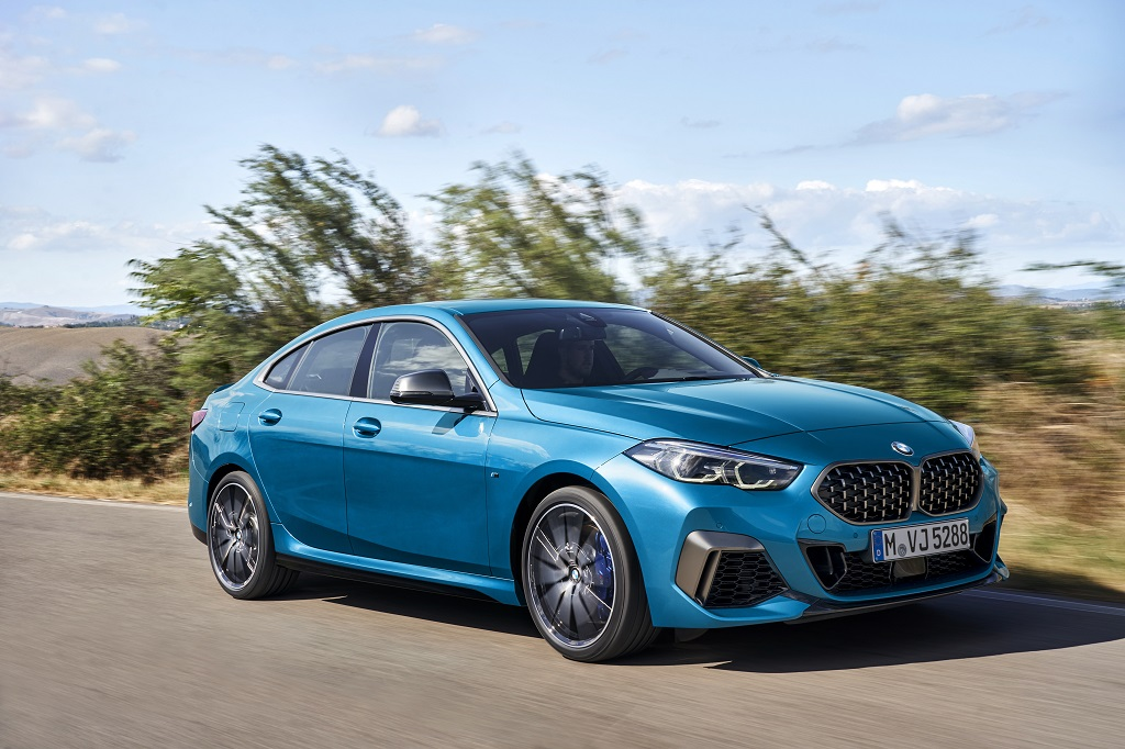 BMW 2-es Gran Coupe