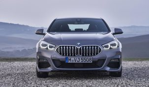 BMW 2-es Gran Coupe