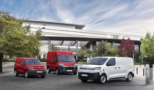 elektromos haszongépjármű a Citroentől