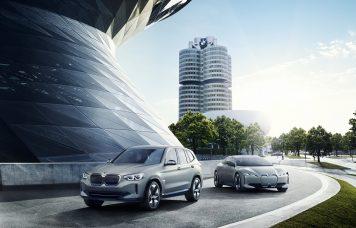 BMW iX3 hajtáslánc