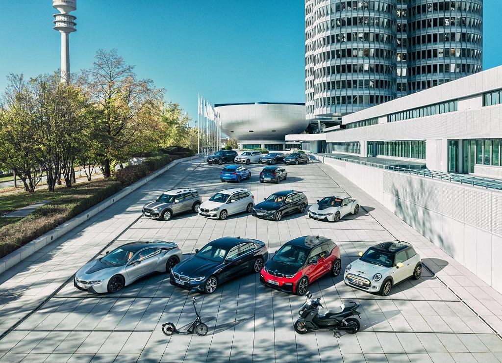 plug-in hibrid BMW X1 és X2
