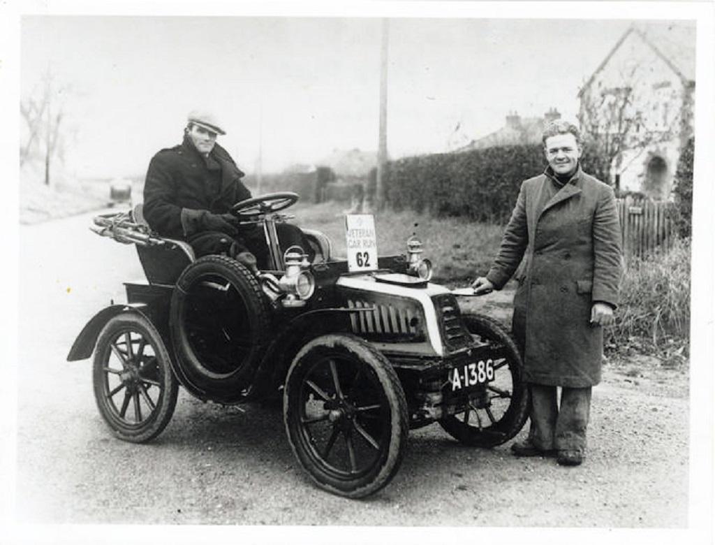 Veterán Peugeot