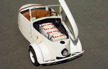 első elektromos Peugeot