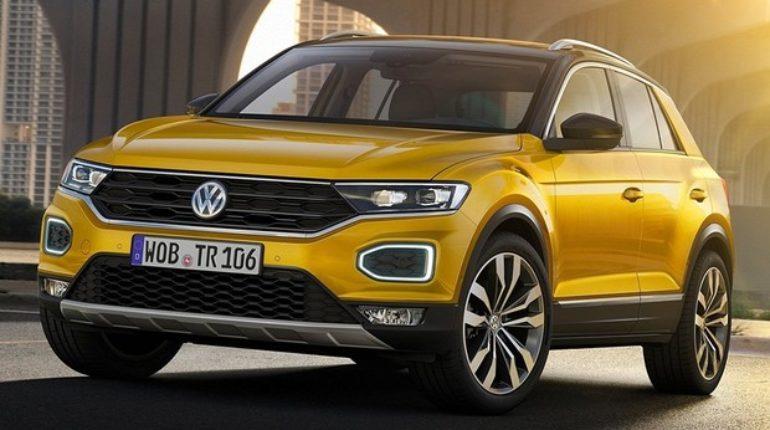 VW T-Roc 2019