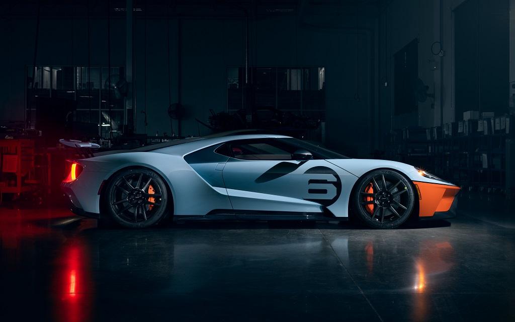 új Ford GT